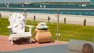 New Port Spa at the Hyatt Regency located in Newport, RI