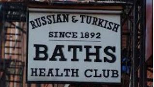 Russian & Turkish Bath House located in NYC.
